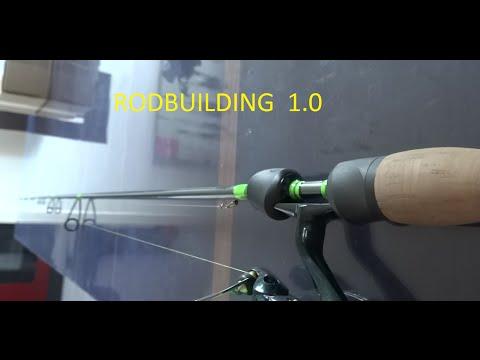 rodbuilding - batson - rainshadow 62L + test