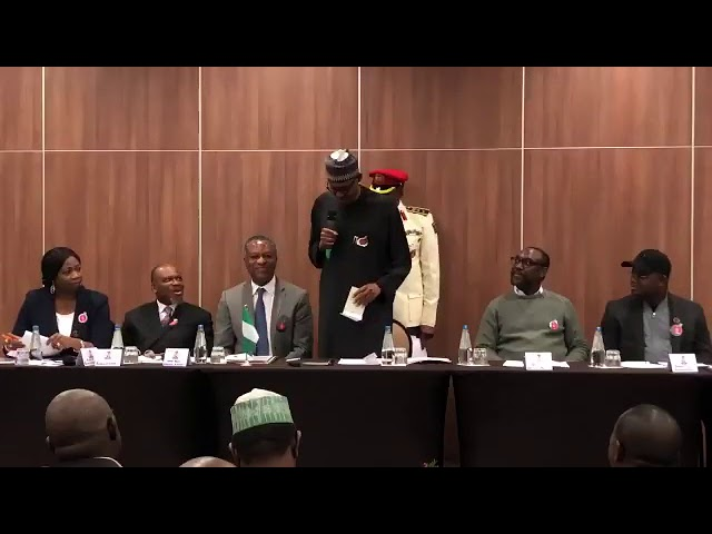 I Am Not Jubril From Sudan - Buhari Speak Out