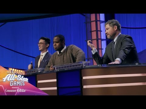 The Austin, Buzzy, and Colby Show! | JEOPARDY!