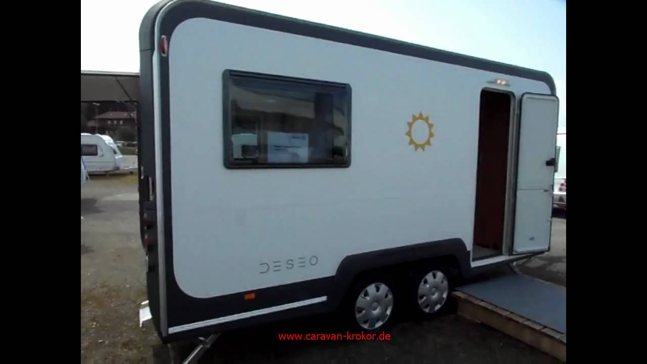 knaus deseo transport plus mod 2011 caravan krokor cottbus youtube. Black Bedroom Furniture Sets. Home Design Ideas