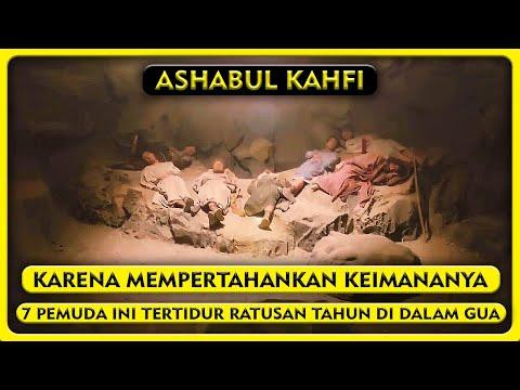 Kisah Ashabul Kahfi 7 Pemuda Yang Tertidur Ratusan Tahun Dalam Gua