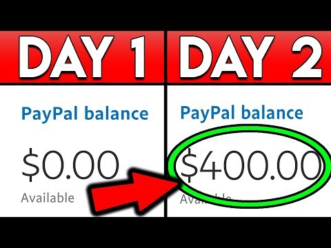 Earn $30-$400 in 10 Mins! (SIMPLE Way To Make Money Online!)
