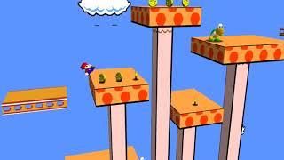 """Super Mario Bros 64 TAS in 12'39""""35"""