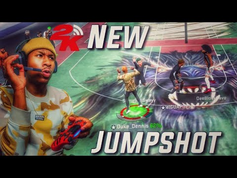 This might be the best jumpshot on NBA 2K20 after patch 8! BEST JUMPSHOT 2K20!
