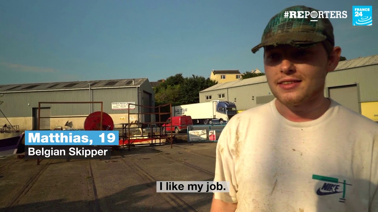 فرانس 24:#REPORTERS - Voices of Europe's Young Fishermen