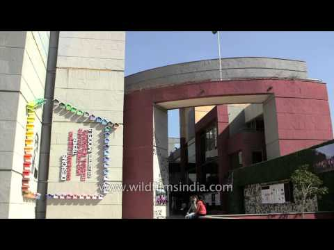 TERI University in Delhi - The Energy and Resources Institute