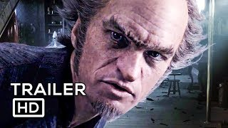 A SERIES OF UNFORTUNATE EVENTS Season 2 Trailer (2018) Neil Patrick Harris Netflix TV Show HD