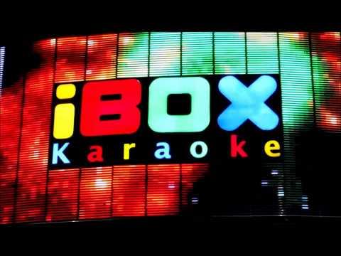 iBOX Karaoke LED Signage