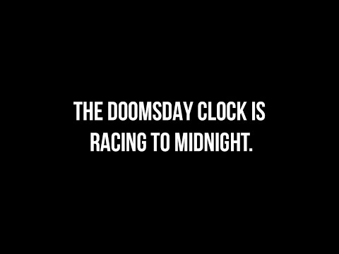 Doomsday Clock 2019