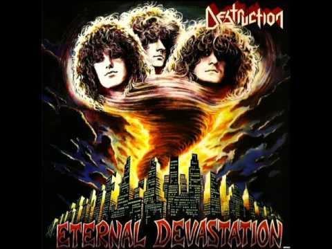 Destruction - Curse the Gods (Album Version)