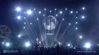 Sunburn Goa 2013 - Quintino ( DJ Set )