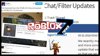 R7N | Chat/Filter Blacklist Update! Nixanity vs Mr. Snickers, IcyTea BANNED From ROBLOX Discord