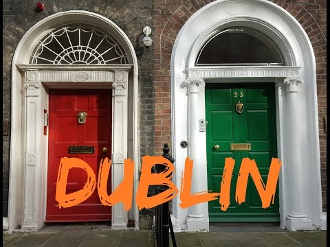 5 Places to Visit in Dublin, Ireland - Travel with Arianne - Travel Europe episode #3