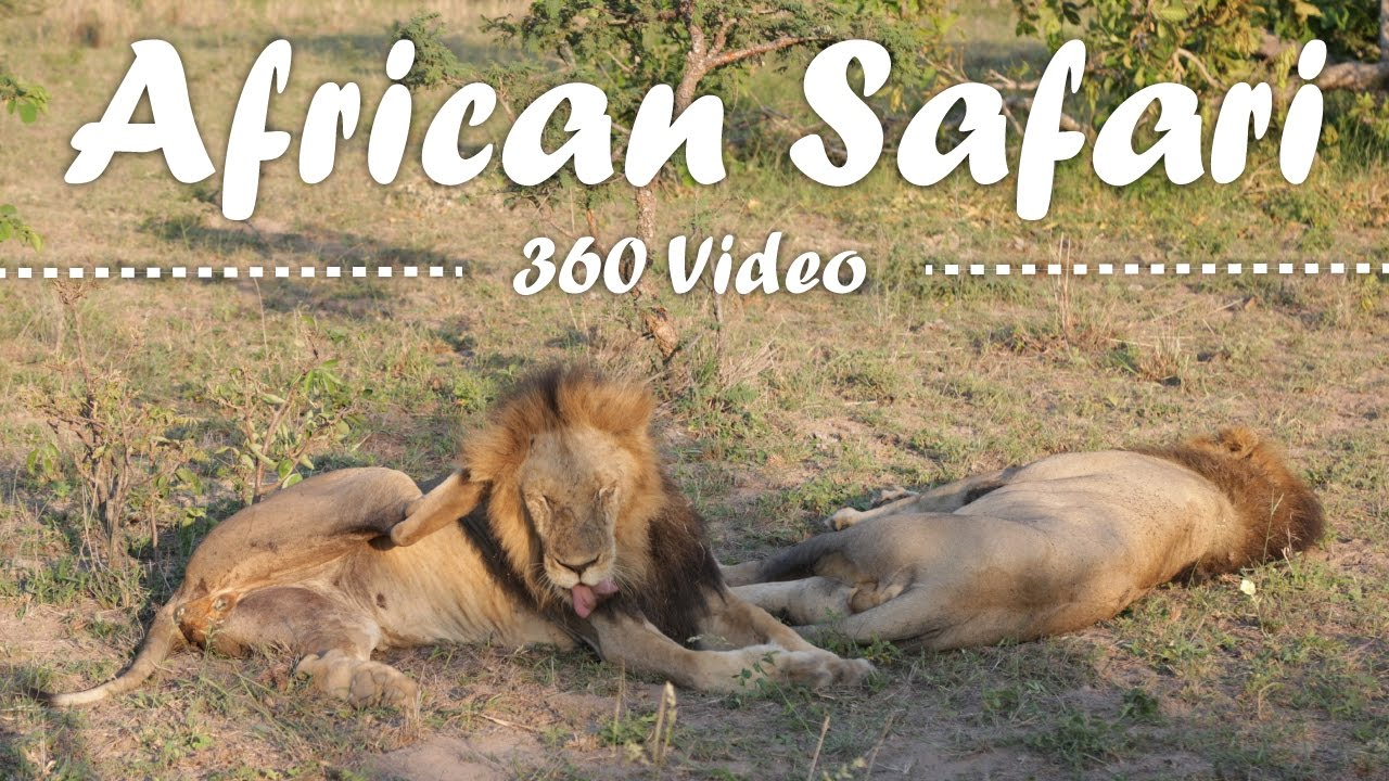 360 Video of Solio Lodge, Kenya Photos of Africa VR Safari
