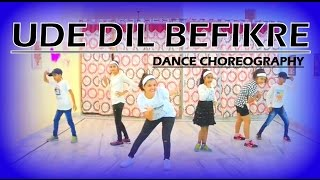 Download Hindi Video Songs - Ude Dil Befikre - Song | Befikre | Bollywood Dance Choreography/BEAUTY N GRACE DANCE ACADEMY