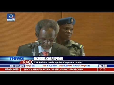 CJN Advocates Wholistic Intervention To Tackle Corruption