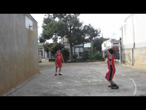 [Tập bóng rổ] 3 bài tập ném bóng cơ bản và nâng cao