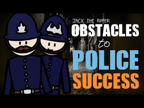 Jack the Ripper: Obstacles to Police Success | Crime & Punishment | GCSE History Revision