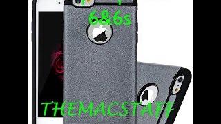 Presentation Coque de protection Nextmall pour iphone 6 et 6s