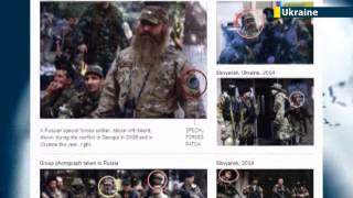 Russian army in Ukraine: US releases photos linking Russian special forces to East Ukraine unrest