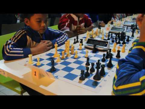 Round 5 Pinoy Youth Chess Club 14 Year Old and Under Kiddies Rapid Chess Tournament January 29 2017
