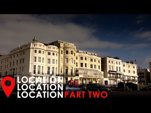 Finding A One Bedroom Flat In Brighton Part One | Location, Location, Location