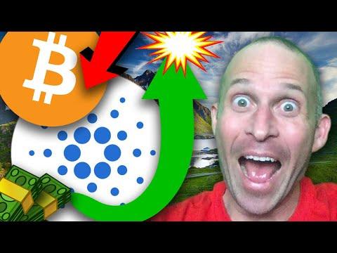 CARDANO PUMP TO $15!!!!!!!! BITCOIN CRASH TO $17K????? REALISTICALLY..... [cirus foundation..]