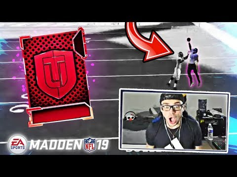 WE GOT OUR 100TH WIN! FREE 86+ ELITE PLAYER PACK GLITCHY PULL! Madden 19 Ultimate Team Gameplay