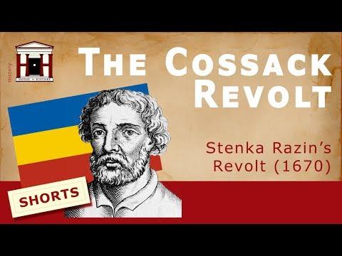 The Cossack Revolt of 1670 | Stenka Razin