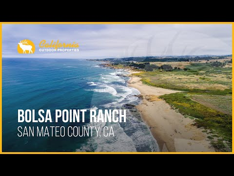 $14,900,000 Million Oceanfront Ranch | Bolsa Point Ranch
