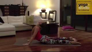 Йога для обычных женщин (ВТОРНИК), Мила Туманова(Женские тренинги, практики, выездные программы, регулярные занятия, йога., 2015-04-02T10:36:54.000Z)
