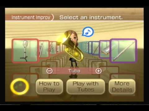 Wii Music Reference Video!