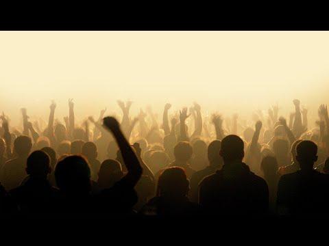 Как называется толпа людей