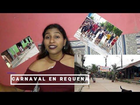 carnaval en Requena Loreto Peru🎆🎶 // Isabel Silva