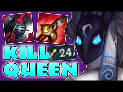THE KILL QUEEN! How to Play Kindred Jungle in Season 7 - League of Legends