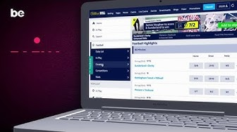 How to place a bet at William Hill