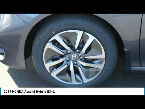 2019 HONDA Accord Hybrid Burlington WA 5470