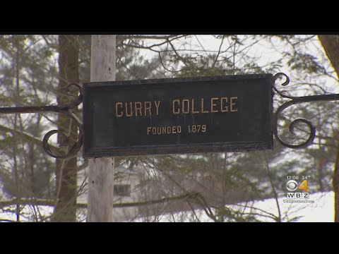 Threatening Message Found At Curry College