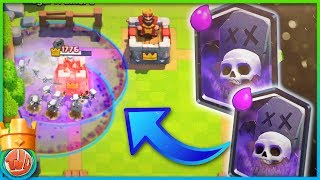 BESTE TROLL DECK OP DIT MOMENT! - Clash Royale