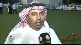 المهر فهد التنهاة نجم بطولة مكة المكرمة لجمال الخيل العربية الأصيلة