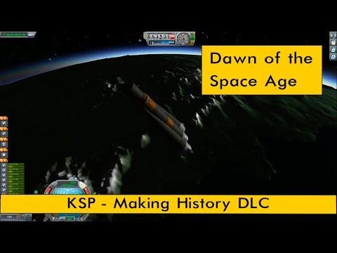 KSP: Making History DLC - Mission 1
