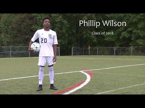 Phillip Wilson  College Soccer Recruiting Highlight Video  Class of 2018