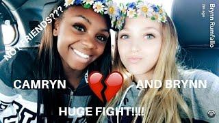 Brynn vs Camryn HUGE INSTAGRAM FIGHT & Brynn leaves Dance Moms forever??!! // ALDCtacos