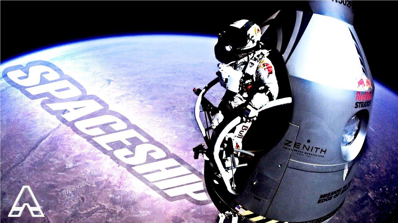 Download ACO - Spaceship ft. Felix Baumgartner (Red Bull St