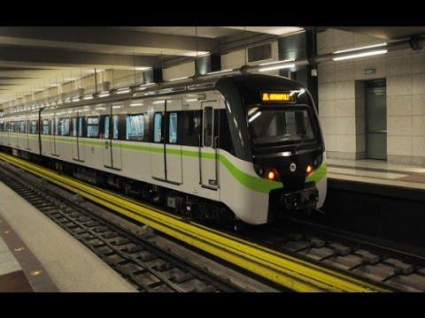 Athens Greece Metro Subway Documentary - History TV