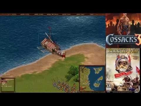 Cossacks Single mission: Rescue Operation |