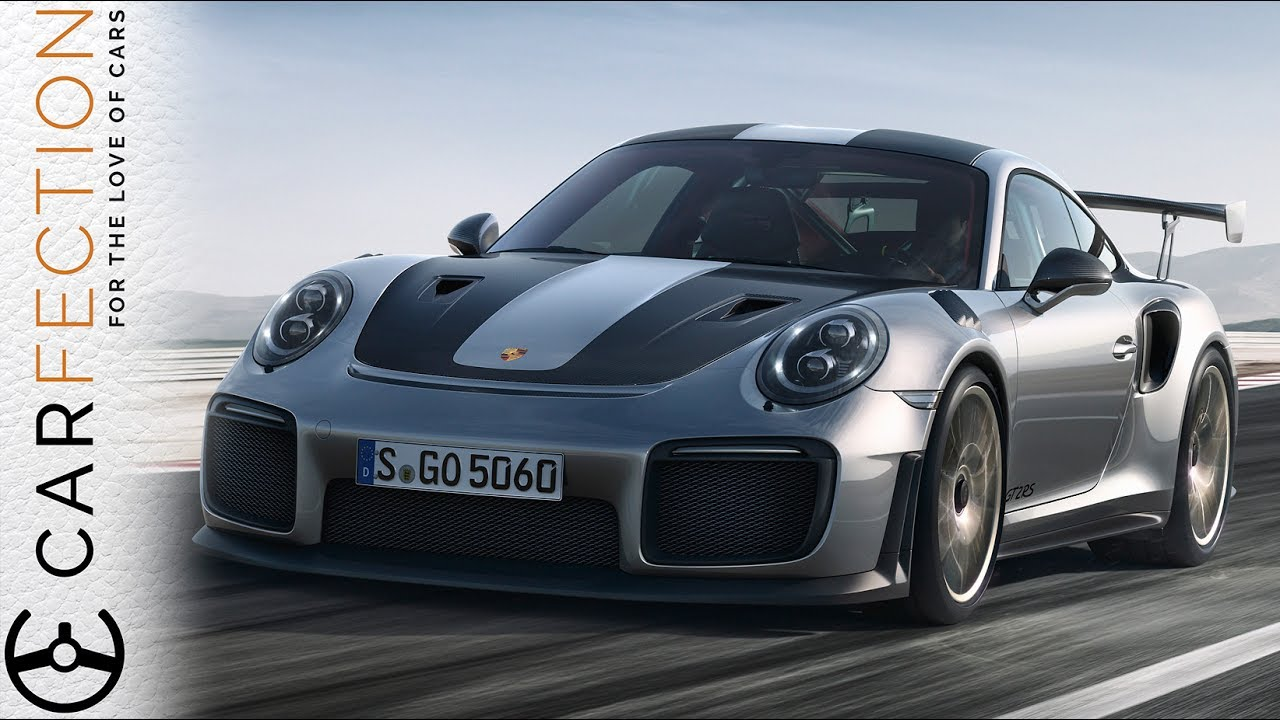 Porsche 911 GT2 RS (991): Fastest 911 Ever - Carfection - YouTube