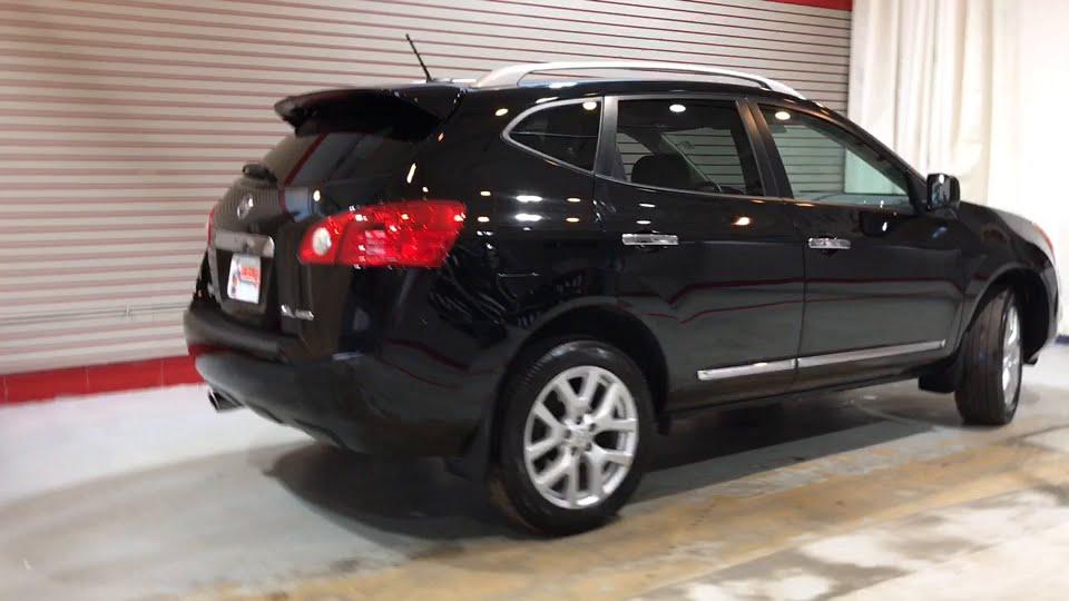 Sherman Dodge Skokie Illinois >> 2013 Nissan Rogue Skokie, Chicago, Evanston, Glenview, Highland Park, IL E1633 - YouTube