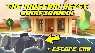 MUSEUM HEIST COMFIRMED! - Trailer - (ROBLOX Jailbreak)
