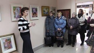 Выставка Объёмной Вышивки в Санкт-Петербурге   Галина Перова